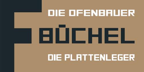 Logo Büchel gross